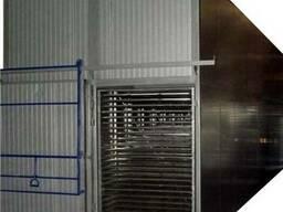 Промышленная конвекционная сушильная камера для продуктов