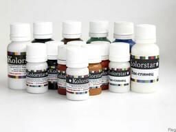 Промышленная краска для кожи, кожзама, резины и пластизоля