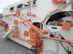 Промышленная машина для мытья бутылок АММ-12