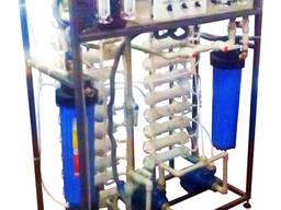 Промышленная установка дистилляции Aqualux RO-09RC-75l