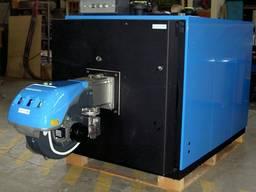 Промышленный газовый и твердотопливный котел СДК