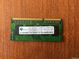 ОЗУ RAM оперативная память (ноутбучная)