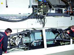 Промышленный монтаж гидравлических систем