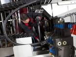 Промышленный монтаж шлангопровода - фото 1