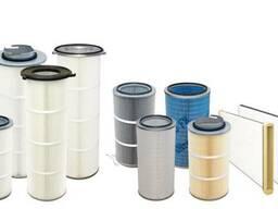 Промышленные картриджные фильтры