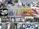 Промышленные клеи, герметики, металлополимеры - фото 1