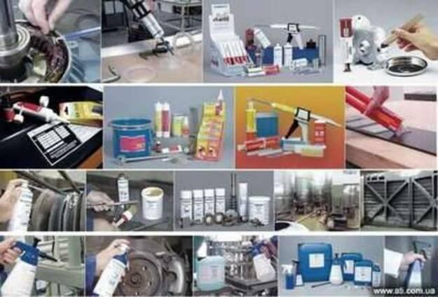 Промышленные клеи, герметики, металлополимеры