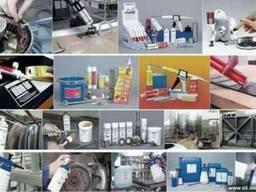 Промышленные клеи,герметики,металлополимеры