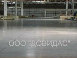Промышленные полы бетон топпинг