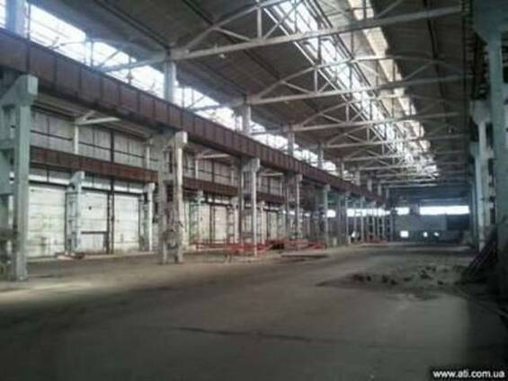 Промышленные помещения и цеха завода ДСК