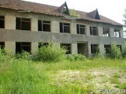 Промышленные помещения под завод в Карпатах
