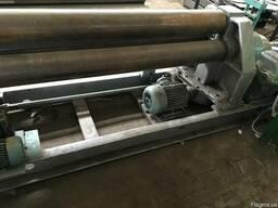 Промышленные вальцы для листового металла бу/ И2220 после ре
