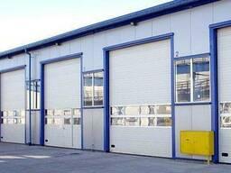 Промышленные ворота ProPlus Alutech 2500х2500мм