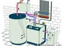 Промывка от накипи системы отопления