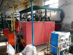 Промывка паровых, водогрейных котлов