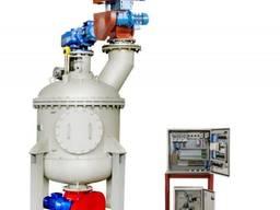 Пропариватель ПЗ-3 зерна, гидротермическая обработка