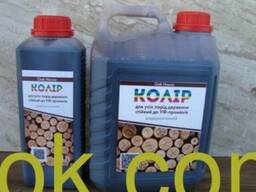 Пропитка-цвет для обработки и придания цвета древесине 10 л
