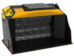 Просеивающий ковш MB-HDS320 (для техники от 9 до 24 тонн)