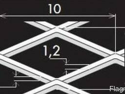 Просічно-витяжні листи TP MR10/6x1,2x1/1000x2000