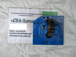 Проставка КОМ ЗИЛ130 Плита переходная на КПП ЗИЛ 4331