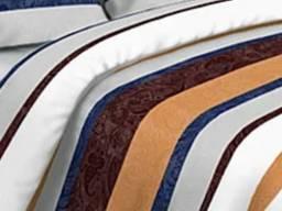 Ткань бязь Голд Люкс для постельного белья.