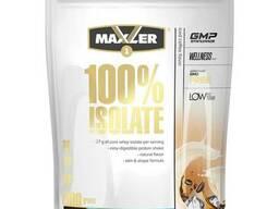 Протеин Maxler 100% Isolate 450 г - ледяной кофе