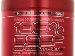 Протеин Scitec Nutrition 100% Beef Concentrate 2000g миндаль шоколад 728633110025