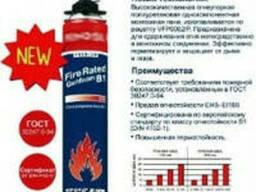 Противопожарная монтажная пена Penosil Fire Rated .
