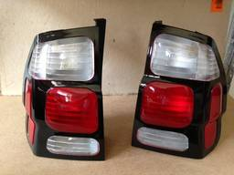 Противотуманка фонарь бампер Mitsubishi Pajero Sport Паджеро