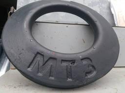 Противовесы передних колес трактора МТЗ-80, МТЗ-82