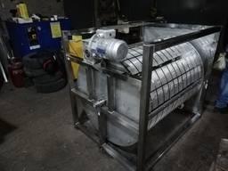 Проточный механический барабанный фильтр 250 м3/час