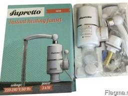 Проточный водонагреватель Supretto (Супретто)