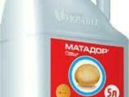 Протравитель семян Матадор с. к. Укравит 5 л(Аналог Гаучо )
