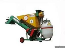 Протравитель семян шнековый ПНШ-3 Фермер - фото 1
