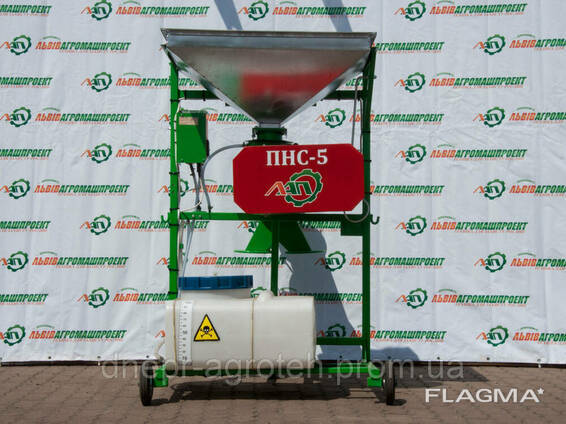 Протруювач насіння стаціонарний ПНС-5