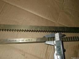 Протяжка шпоночная В 12.4 Р6М5 700/450 мм . 58 зубьев