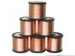 Провод эмалированый ПЭТ 155 диаметр 1,56 Эмальпровод ПЭТ