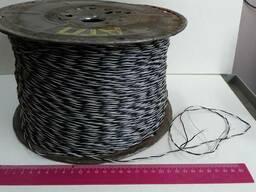 Провод медный 2х1,5 мм
