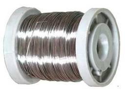 Проволока нихром Х15Н60 д 3 мм купить отмотка цена склад