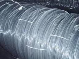 Проволока пружинная 0.2-5 сталь 65Г або 70 стальная ст. 70. .