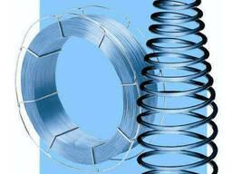 Проволка пружинная (сталь 65Г, 70, 60С2А)