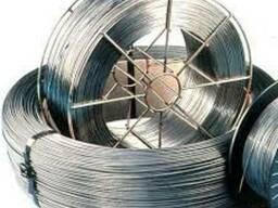 Проволока стальн. сварочная ф1,6мм СВ-08Г2С неомедненная