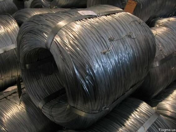 Проволока 4 мм стальная низкоуглеродистая общего назначения