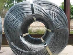 Проволока алюминиевая Катанка Первичный алюминий Ат и Ам