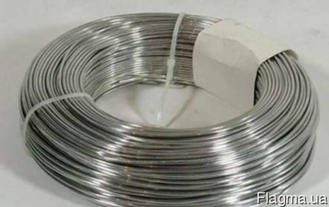 Проволока алюминиевая АМг6 ф5