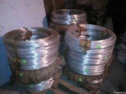 Проволока биметаллическая сталеалюминиевая БСА-4,3 БСА-5,1