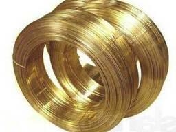 Проволока бронзовая бериллиевая БРБ2 1,2 мм, купить