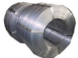 Проволока пружинная D 0, 6мм ГОСТ 9389-75 Марка Ст 70