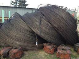 Проволока ф 5 сталь углеродистая купить Киев