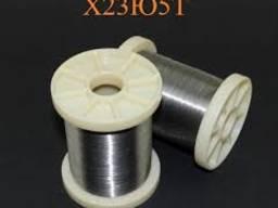 Проволока фехралевая Фехраль Х23Ю5Т диаметр 0, 3 -12мм
